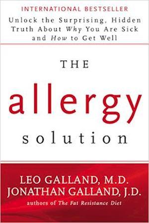 Bog, paperback The Allergy Solution af Jonathan Galland, Leo Galland