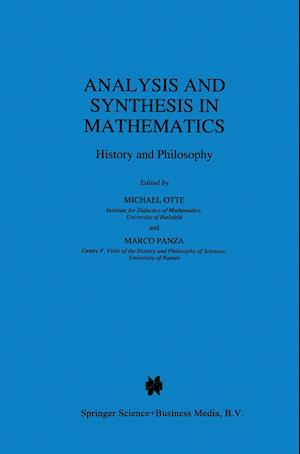 Analysis and Synthesis in Mathematics af Marco Panza