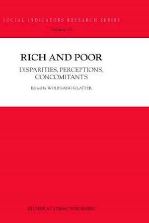 Rich and Poor af Wolfgang Glatzer