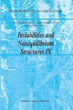 Instabilities and Nonequilibrium Structures IX af Orazio Descalzi, Sergio Rica, Javier Martinez