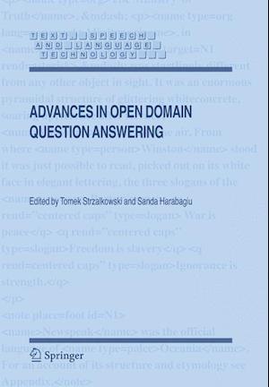 Advances in Open Domain Question Answering af Tomek Strzalkowski