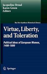 Virtue, Liberty, and Toleration af Karen Green