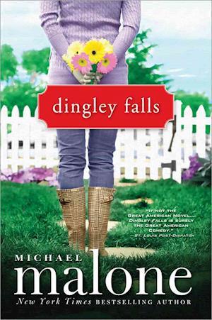 Bog, paperback Dingley Falls af Michael Malone