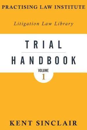 Bog, paperback Trial Handbook af Kent Sinclair
