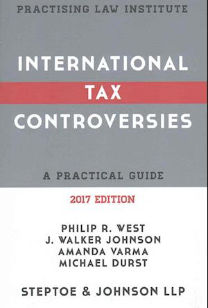 Bog, paperback International Tax Controversies af J. Walker Johnson, Philip R. West, Amanda Varma