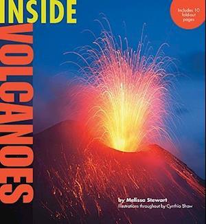 Inside Volcanoes af Melissa Stewart, Cynthia Shaw