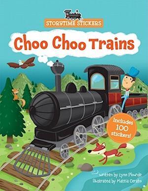Choo Choo Trains af Lynn Plourde, Mattia Cerato