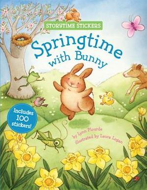 Springtime with Bunny af Lynn Plourde, Laura Logan