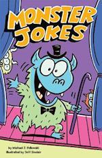 Monster Jokes af Michael J. Pellowski