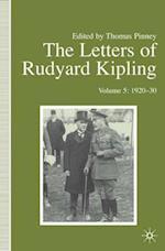 The Letters of Rudyard Kipling af Rudyard Kipling, Thomas Pinney