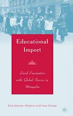Educational Import af Gita Steiner-Khamsi, Ines Stolpe