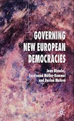 Governing New European Democracies af Darina Malova, Jean Blondel, Ferdinand Muller-Rommel