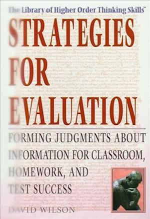 Strategies for Evaluation af David Wilson