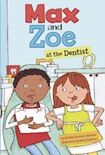 Max and Zoe at the Dentist af Mary Sullivan