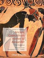Ancient Greece from Homer to Alexander af Joseph Roisman, J C Yardley