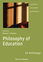 Philosophy of Education (Blackwell Philosophy Anthologies)