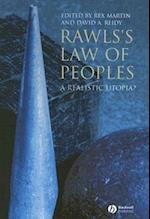 Rawls's Law of Peoples af Rex Martin, David Reidy