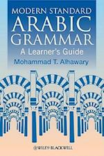 Modern Standard Arabic Grammar (Blackwell Reference Grammars)