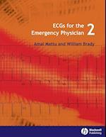 ECGs for the Emergency Physician af William Brady, Amal Mattu, William J Brady