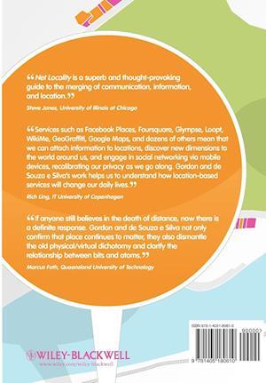 Net Locality af Eric Gordon, Adriana de Souza e Silva