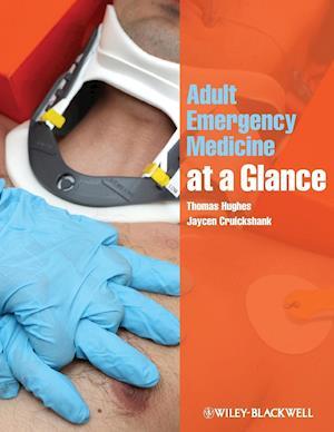 Adult Emergency Medicine at a Glance af Thomas Hughes