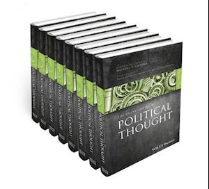 Bog, hardback The Encyclopedia of Political Thought af Michael T. Gibbons