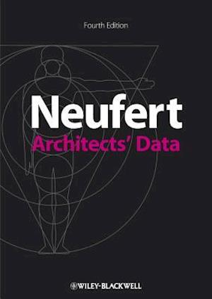 Architects' Data af Bousmaha Baiche, Ernst Neufert, Nicholas Walliman