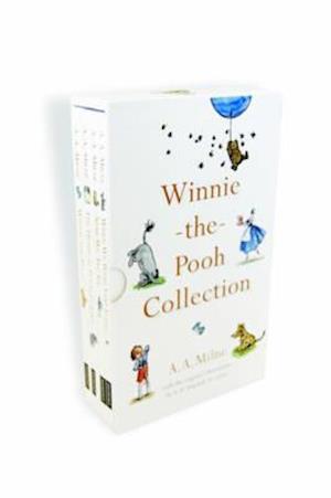 Bog, paperback Winnie-the-Pooh af E H Shepard, A A Milne