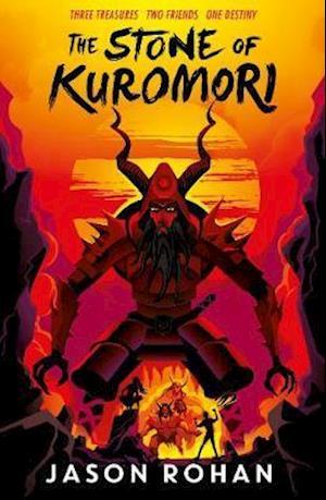 Bog, paperback The Stone of Kuromori af Jason Rohan