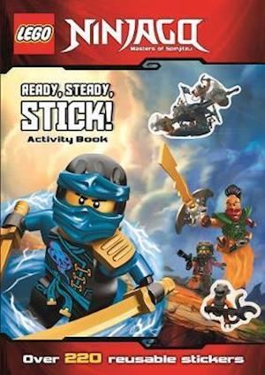 LEGO Ninjago: Ready, Steady, Stick! (Sticker Activity Book) af Egmont UK Ltd