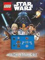 The Official LEGO Star Wars Annual 2017 (Lego Star Wars)
