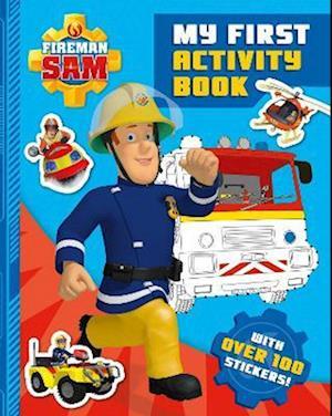Bog, paperback Fireman Sam: My First Activity Book af Egmont UK Ltd