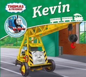 Bog, paperback Thomas & Friends: Kevin