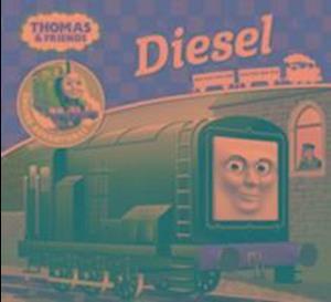 Bog, paperback Thomas & Friends: Diesel