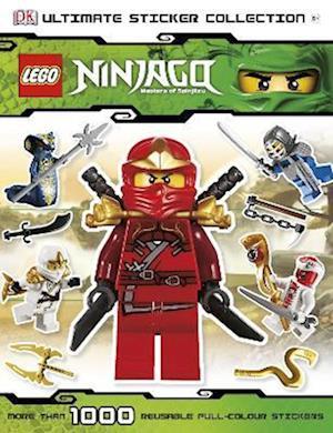 LEGO Ninjago Ultimate Sticker Collection af DK