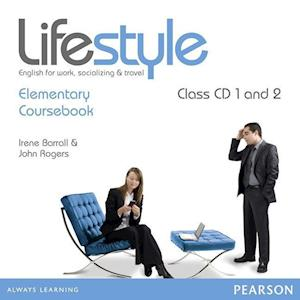 Lifestyle Elementary Class CDs af John Rogers, Irene Barrall
