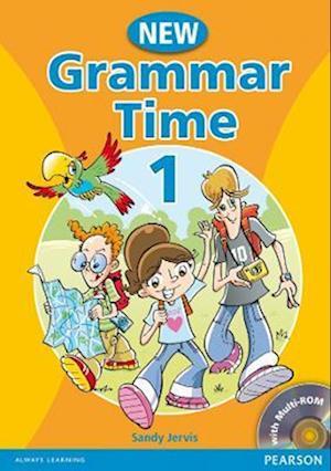 Grammar Time af Amanda Thomas, Sandy Jervis