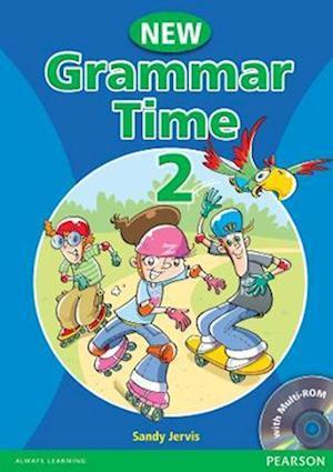 Bog, sampak Grammar Time af Amanda Thomas, Sandy Jervis