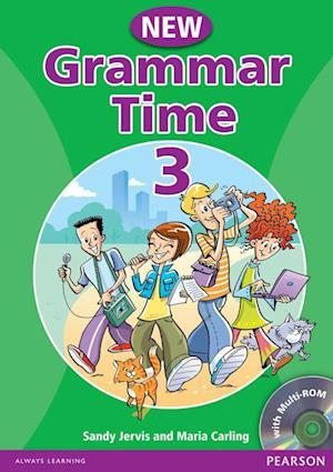 Grammar Time af Maria Carling, Sandy Jervis