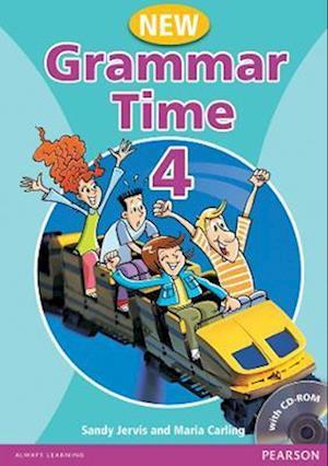 Grammar Time af Sandy Jervis, Maria Carling