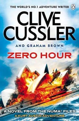 Zero Hour af Clive Cussler
