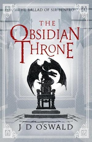 The Obsidian Throne af J.D. Oswald