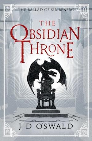 Obsidian Throne af J.D. Oswald