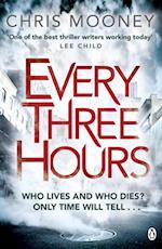 Every Three Hours af Chris Mooney