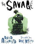 The Savage af Dave Mckean, David Almond