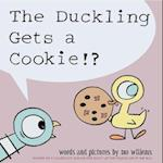 The Duckling Gets a Cookie!? af Mo Willems
