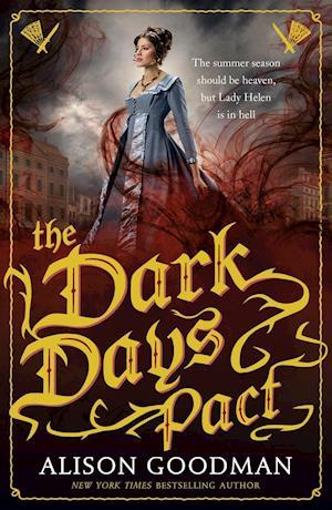 Bog, paperback The Dark Days Pact af Alison Goodman