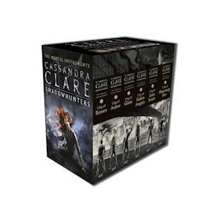 The Mortal Instruments af Cassandra Clare