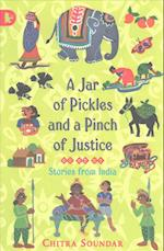 A Jar of Pickles and a Pinch of Justice (Walker Racing Reads)