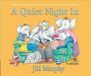 Bog, paperback A Quiet Night in af Jill Murphy